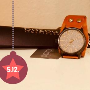 5.12. Heute gibt es eine tolle Uhr von OOZOO zugewinnen