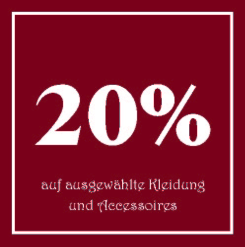 Klamotte Rabatt 20%-3